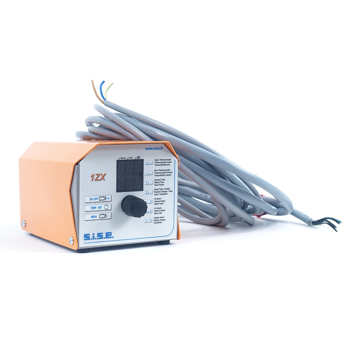 Single-zone Hot Runner Temperature Controller SISE Type 1ZX