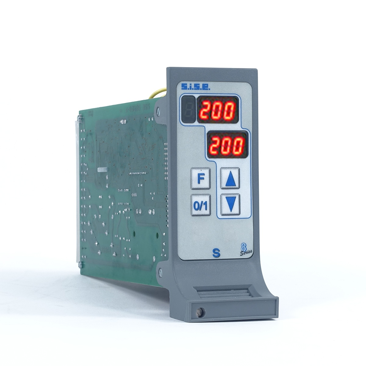 Single zone Hot Runner Temperature Controller SISE Type 8SX