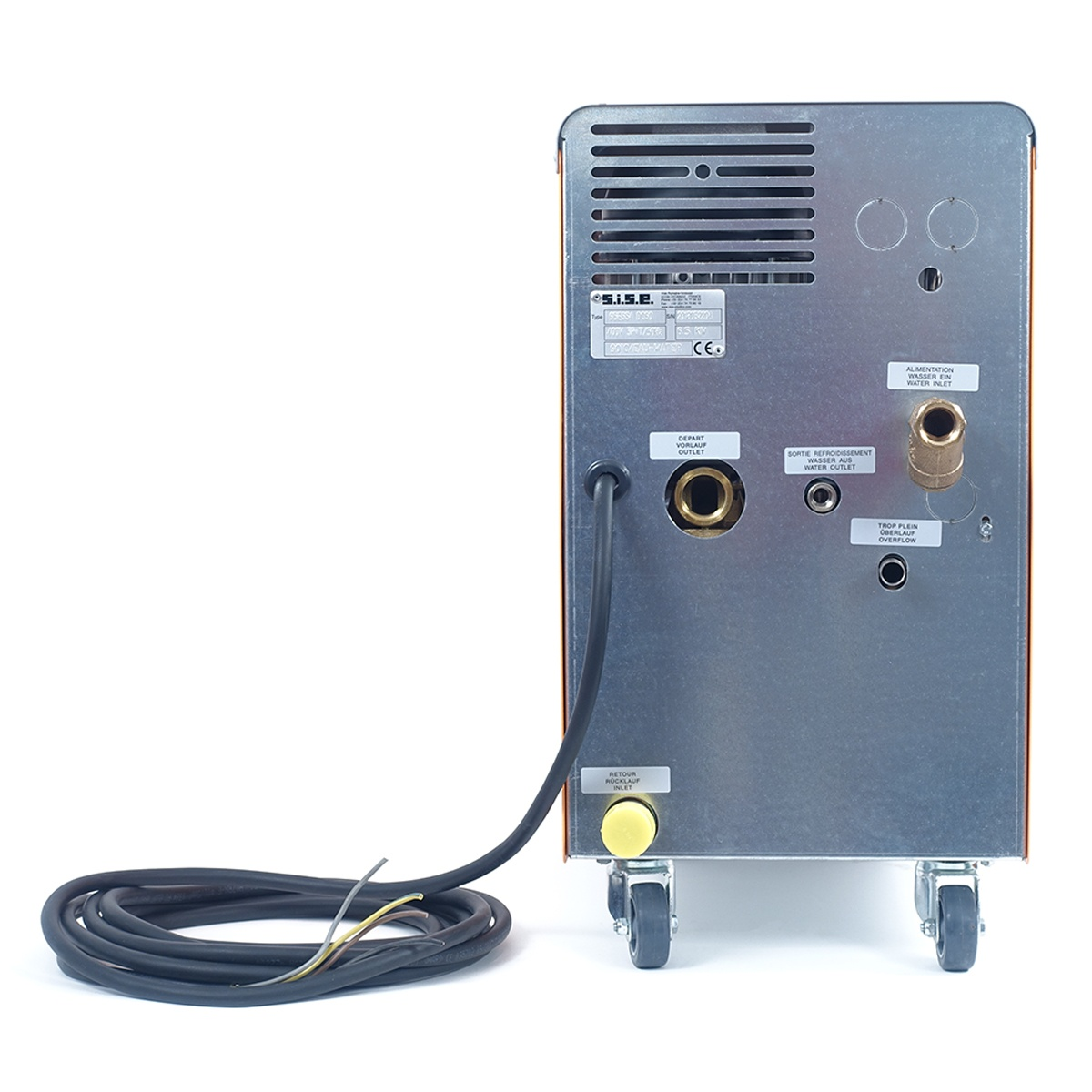 Water mold temperature controller 90°C SISE Type 95E6-9S4