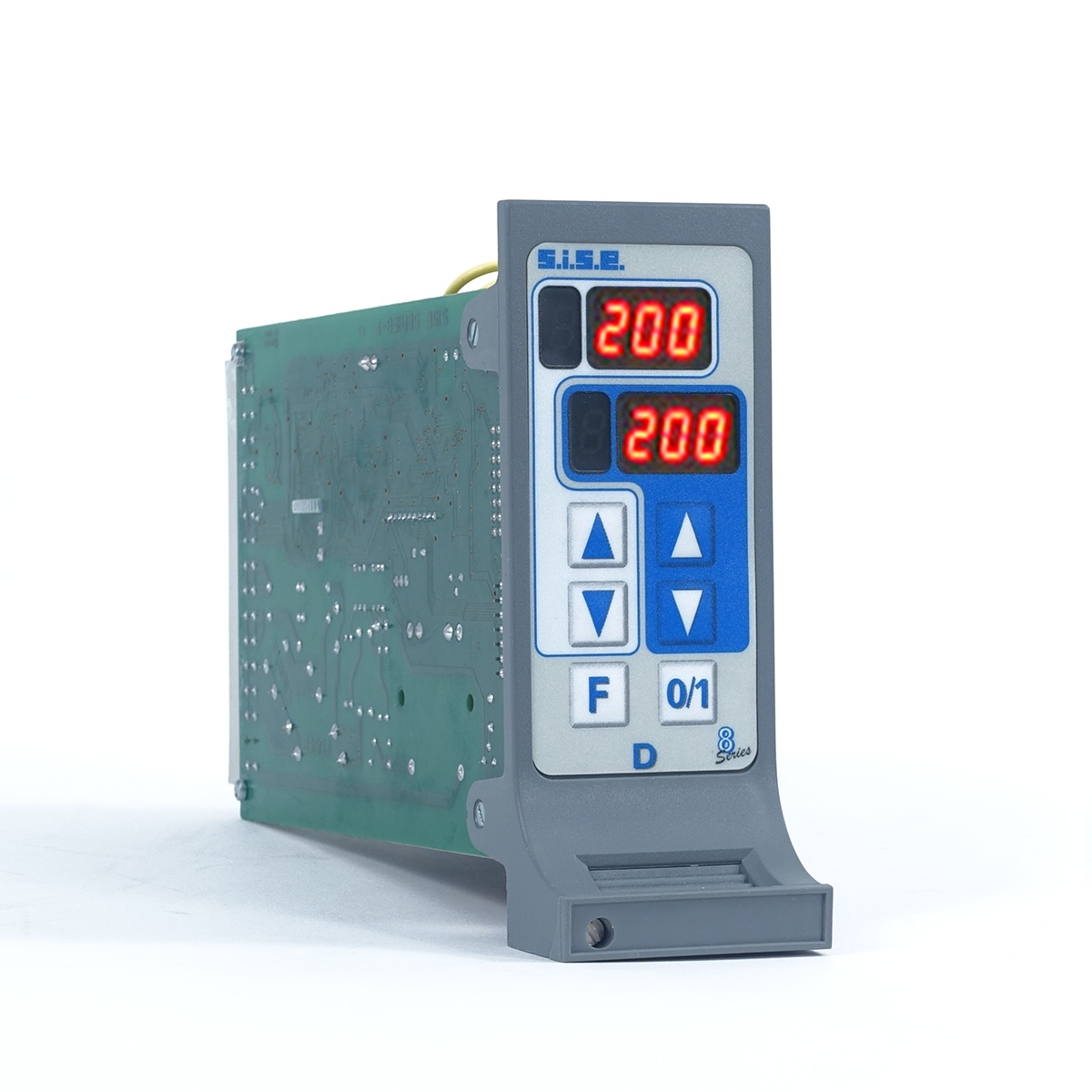 Sise Plastics Technology Under Control Temperature Process Controllers Dual Zone Hot Runner Controller Type 8dx